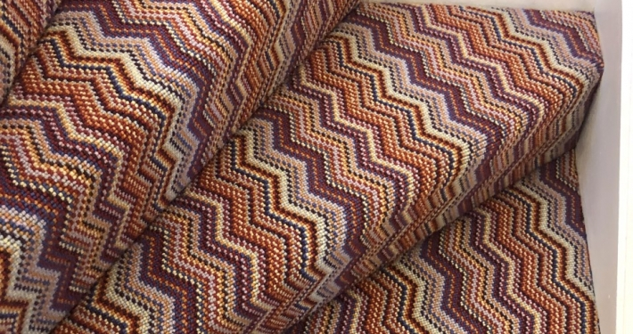 Zig Zag Stair carpet